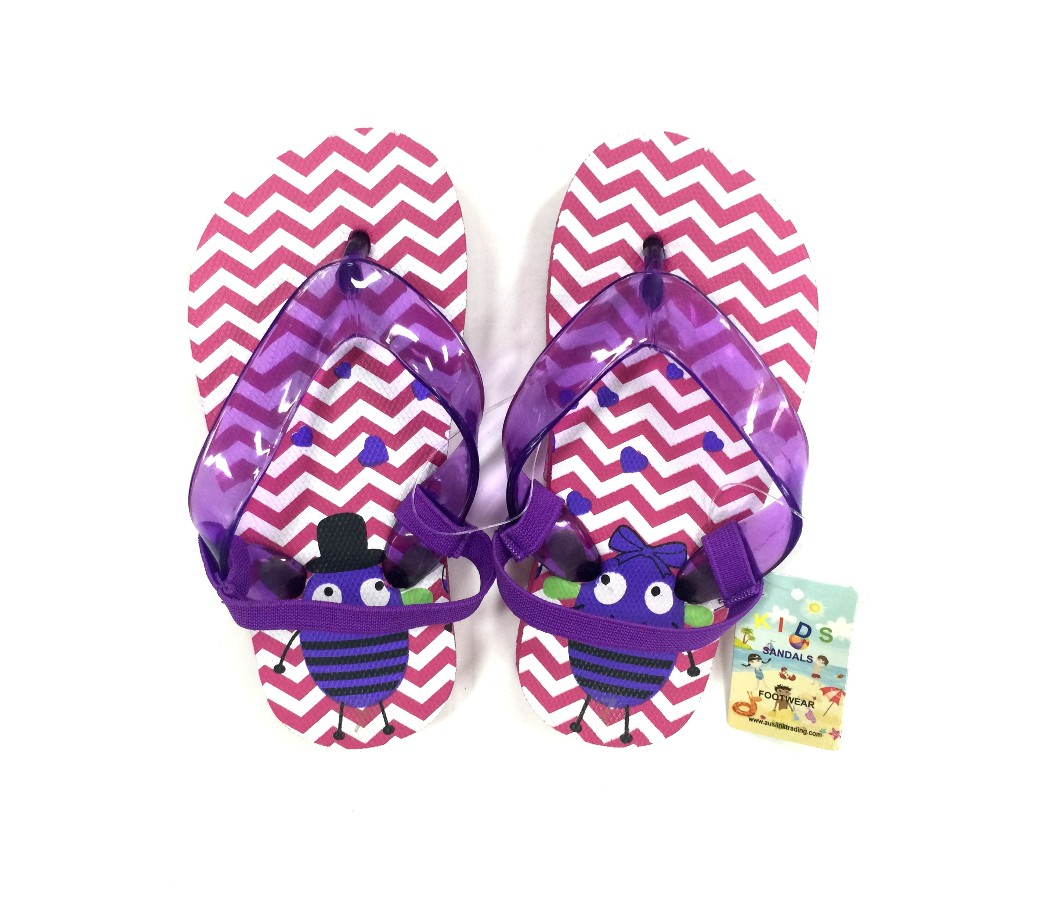 Kids Thongs - Bee SLP-K405