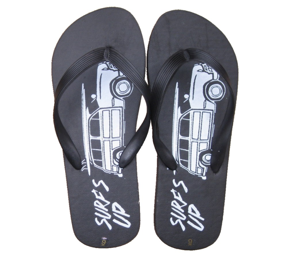 Beach Sandals Mens (Surfs up) SLP-M221