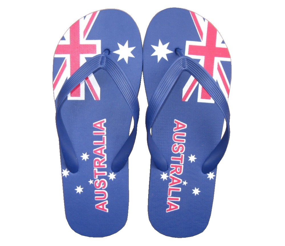 Beach Sandals Mens (Australia Flag) SLP-M235