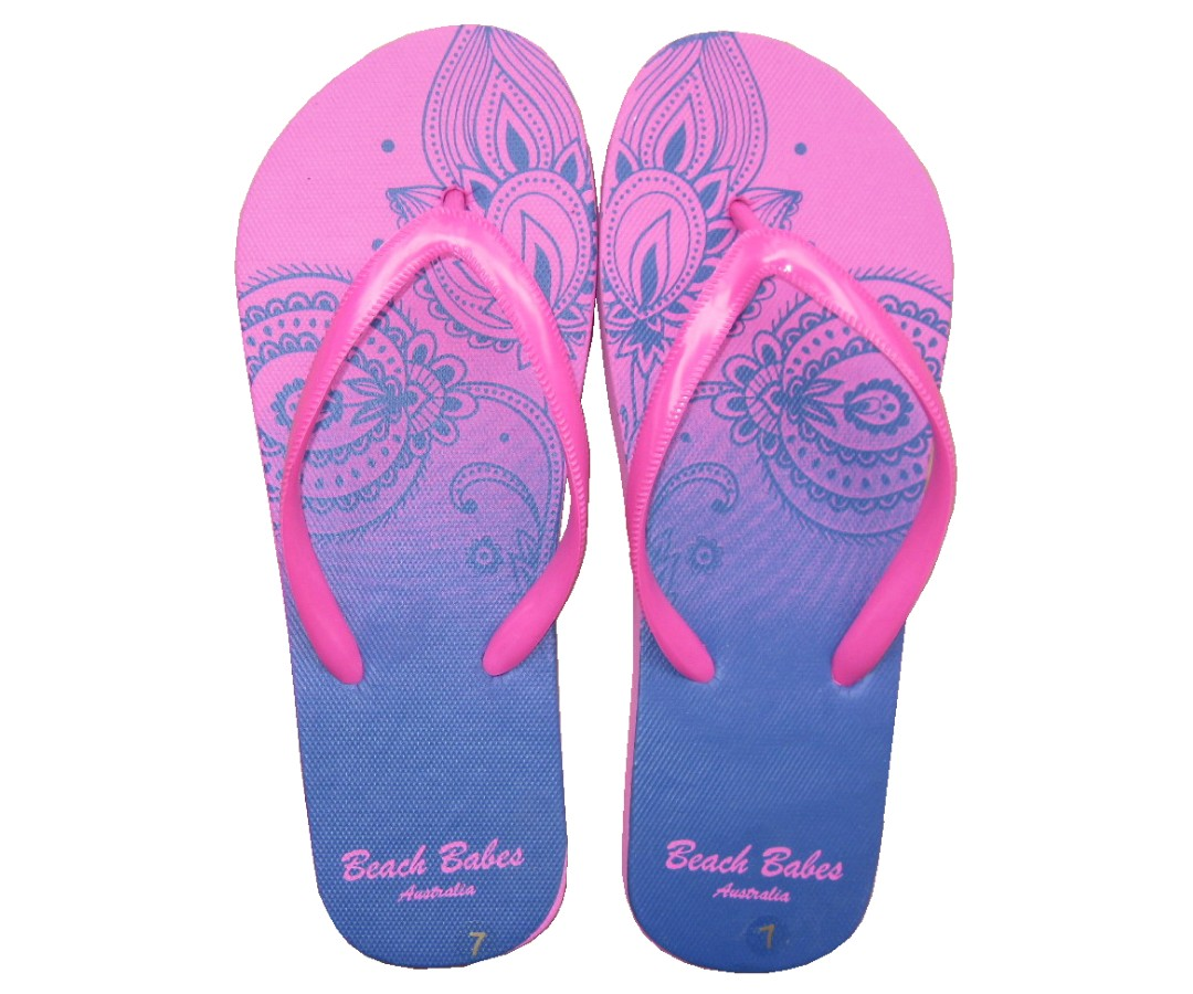 Ladies Beach Thongs - SLP-W316