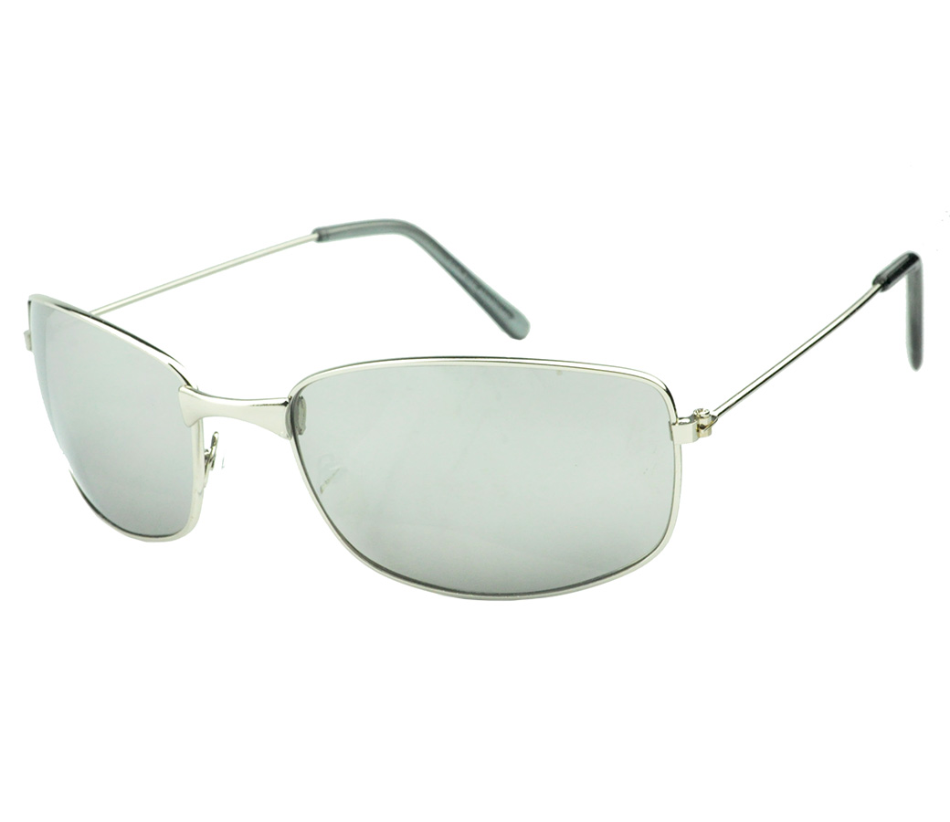 Sports Metal Reflection Mrror Lens Sunglasses SM4039-2