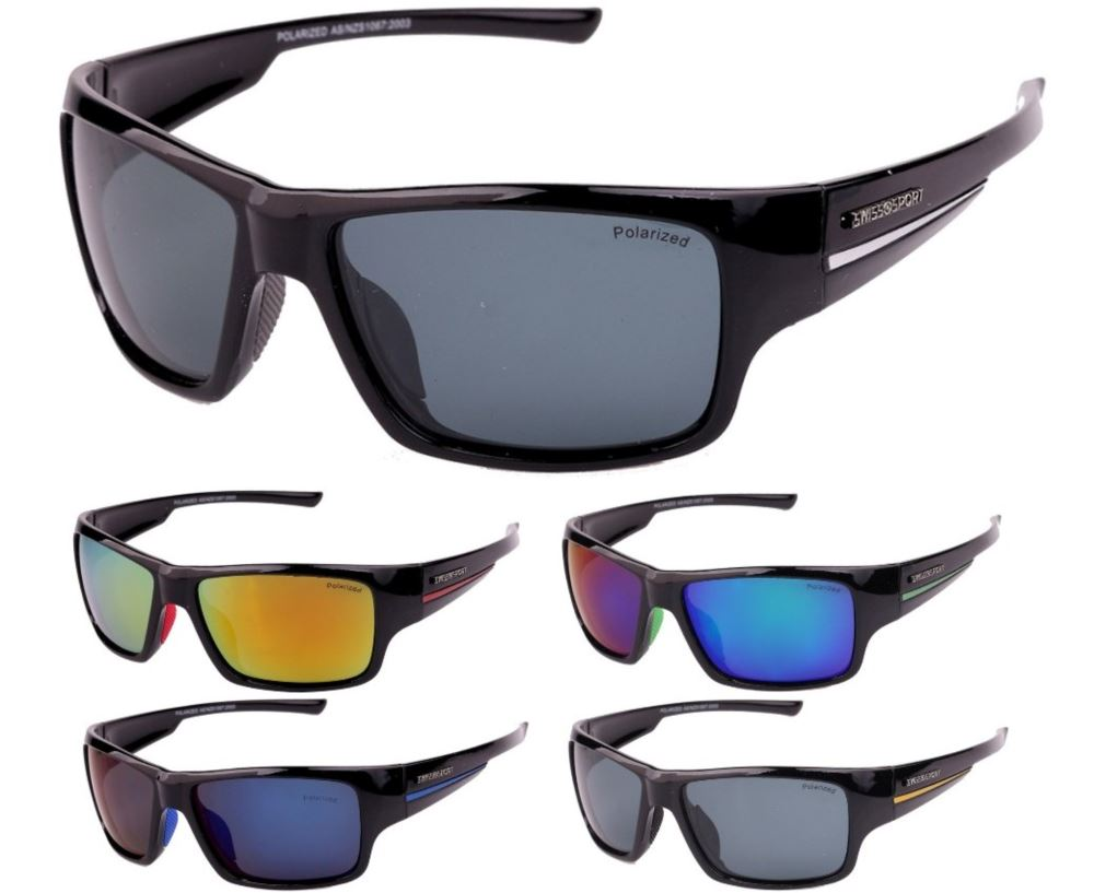 Swisssport Tinted Lens Polarized Sunglasses SWP285
