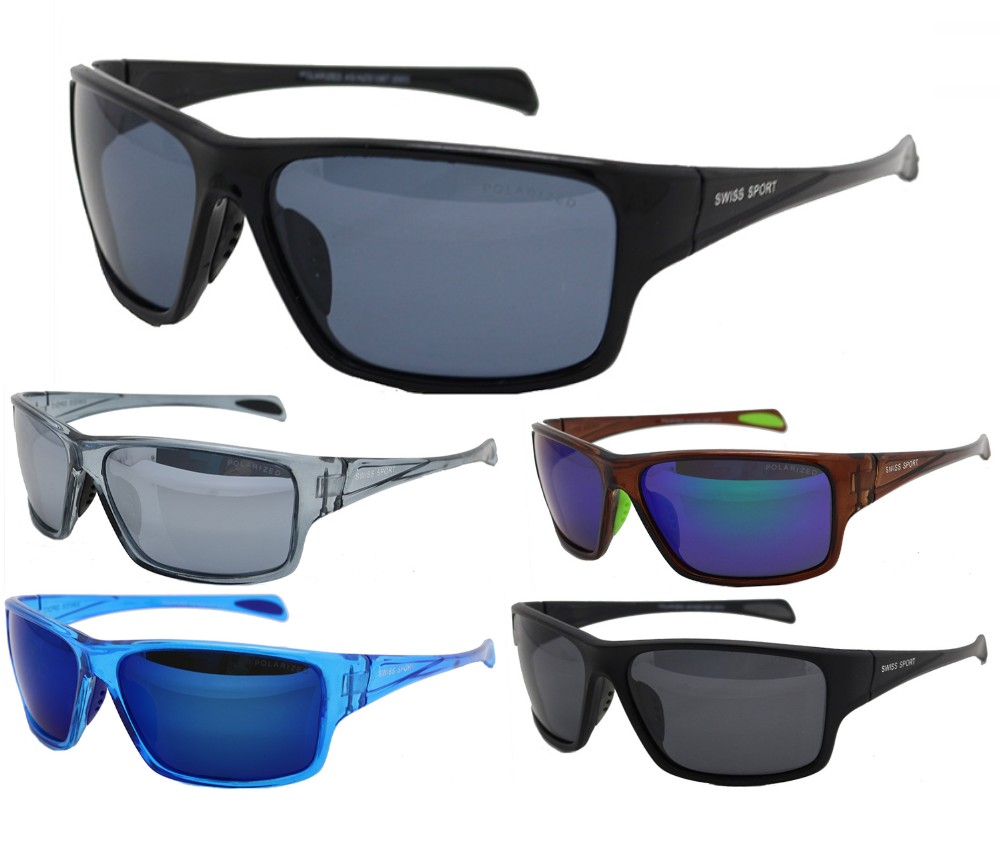 Swisssport Tinted Lens Polarized Sunglasses SWP297