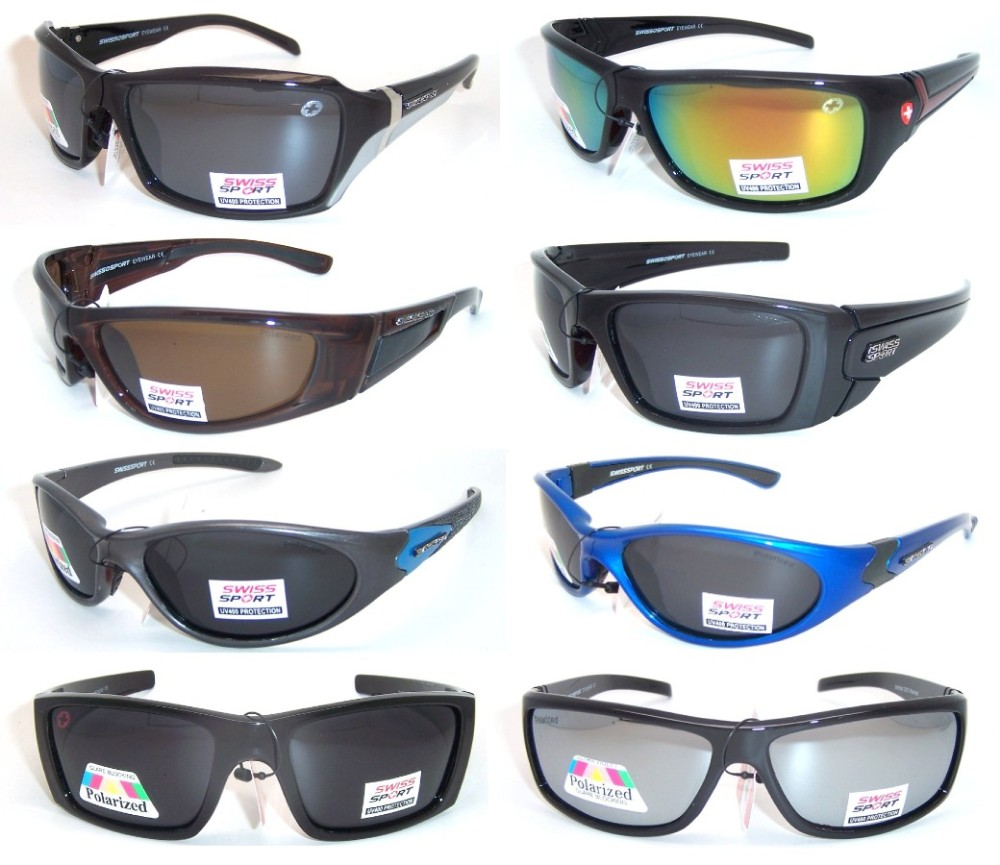 Swisssport Polarized Sunglasses Sample Pack