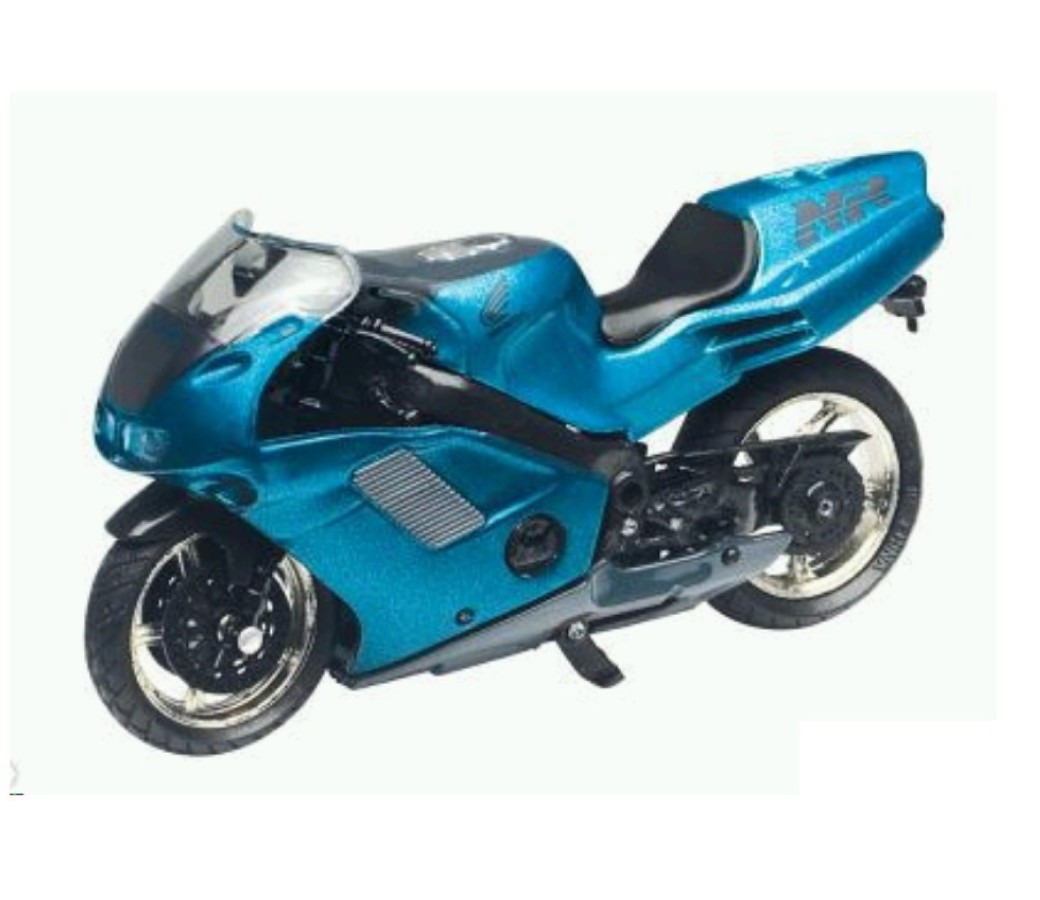 Honda NR 1:18 Die Cast Bike MMM481