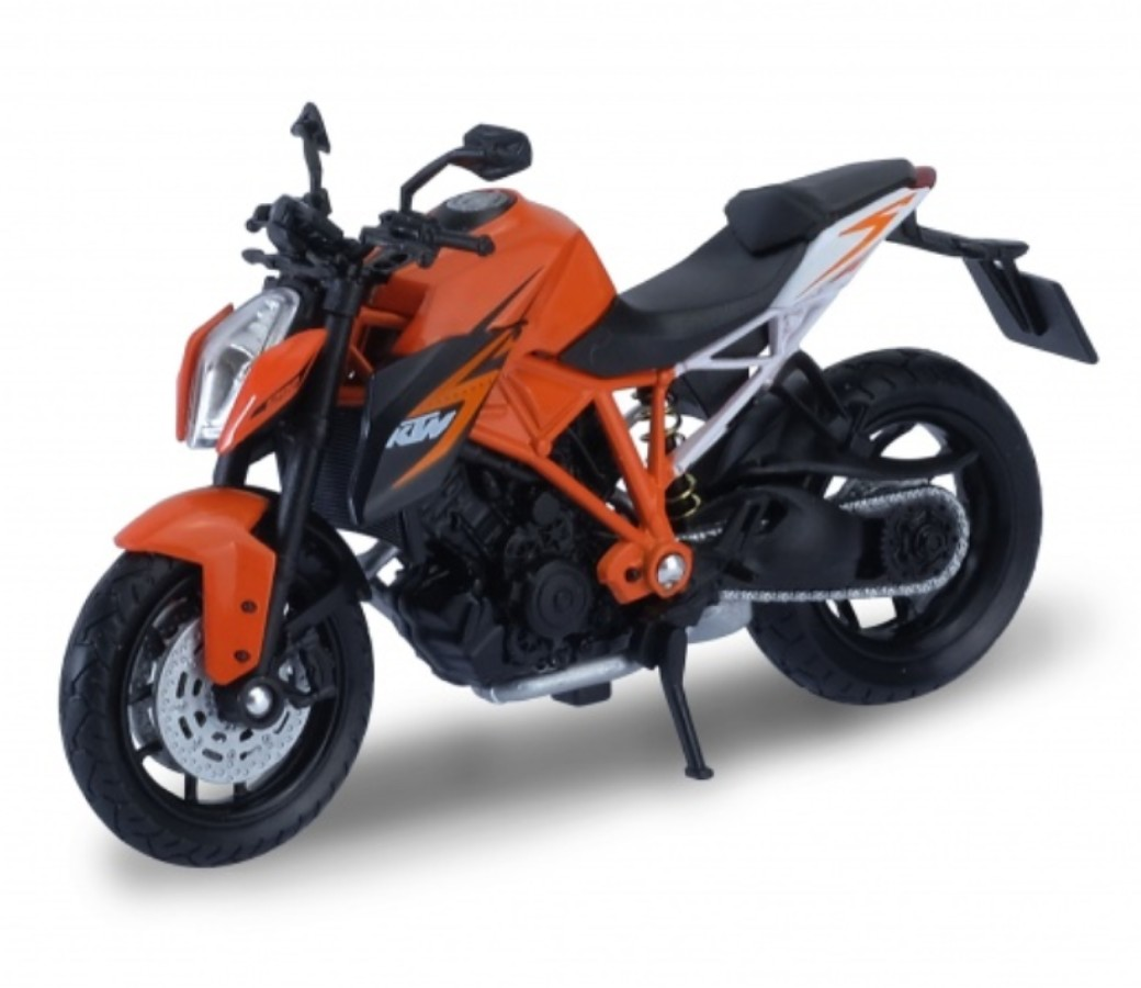 1:18 KTM 1290 SUPER DUKE R WL12837PW