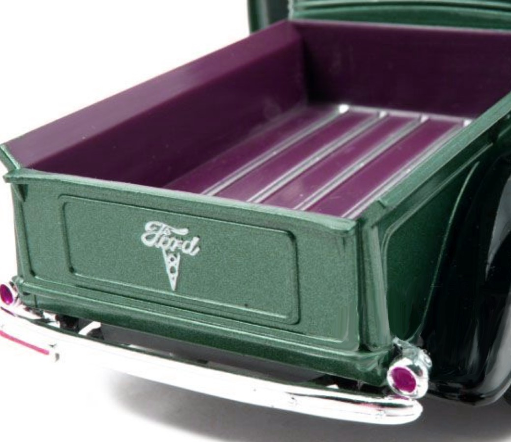 1:24 1937 Fotd Pick Up (Metallic Green) MM73233MG