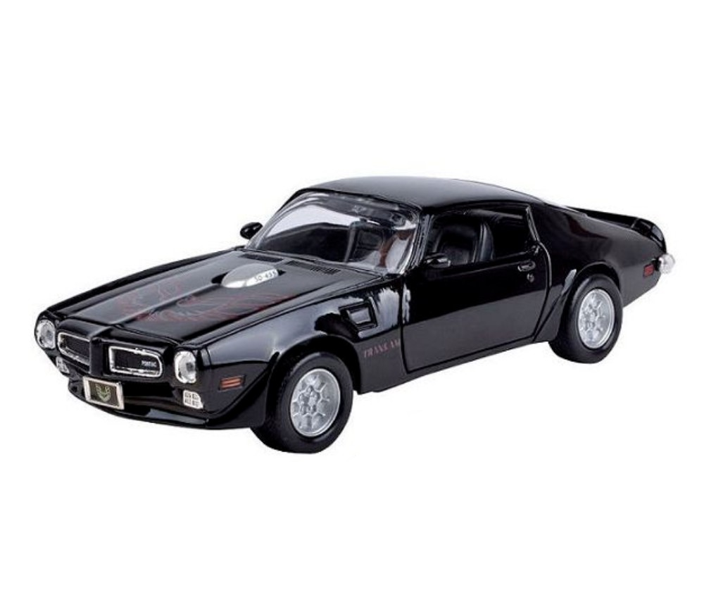 1:24 1973 Pontiac Firebird (Black) MM73243BK