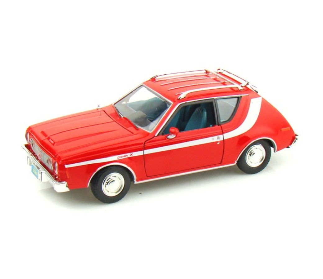 AMC Gremlin 1974 - 1:24 (Red) MM73317RD