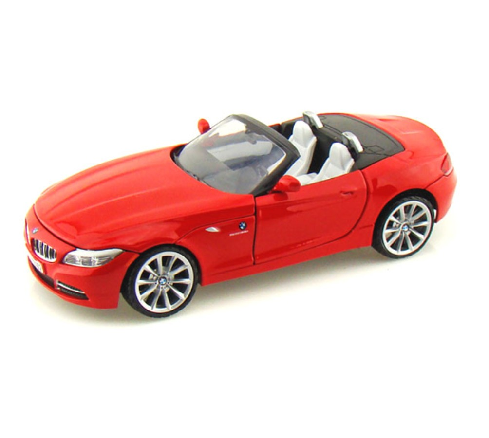 2010 BMW Z4 - 1:24 (Red) MM73349RD
