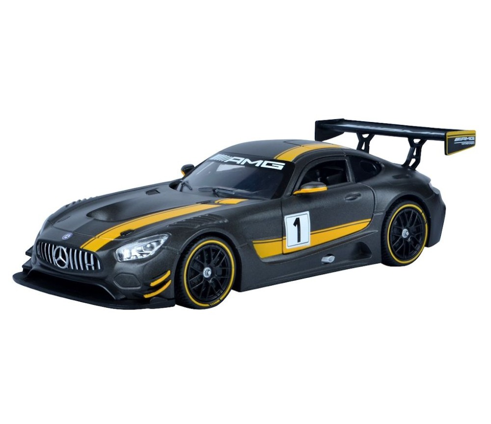 1:24 GT Racing Mercedes AMG GT3 MM73784
