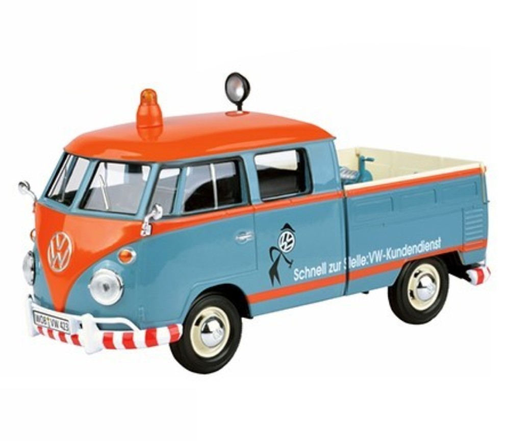1:24 Volkswagen Type 2 (T1) - Service Pick-up MM79555GB