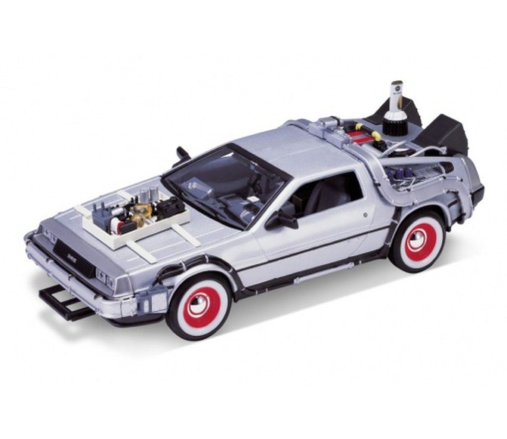 1:24 Back To The Future III WL22444W