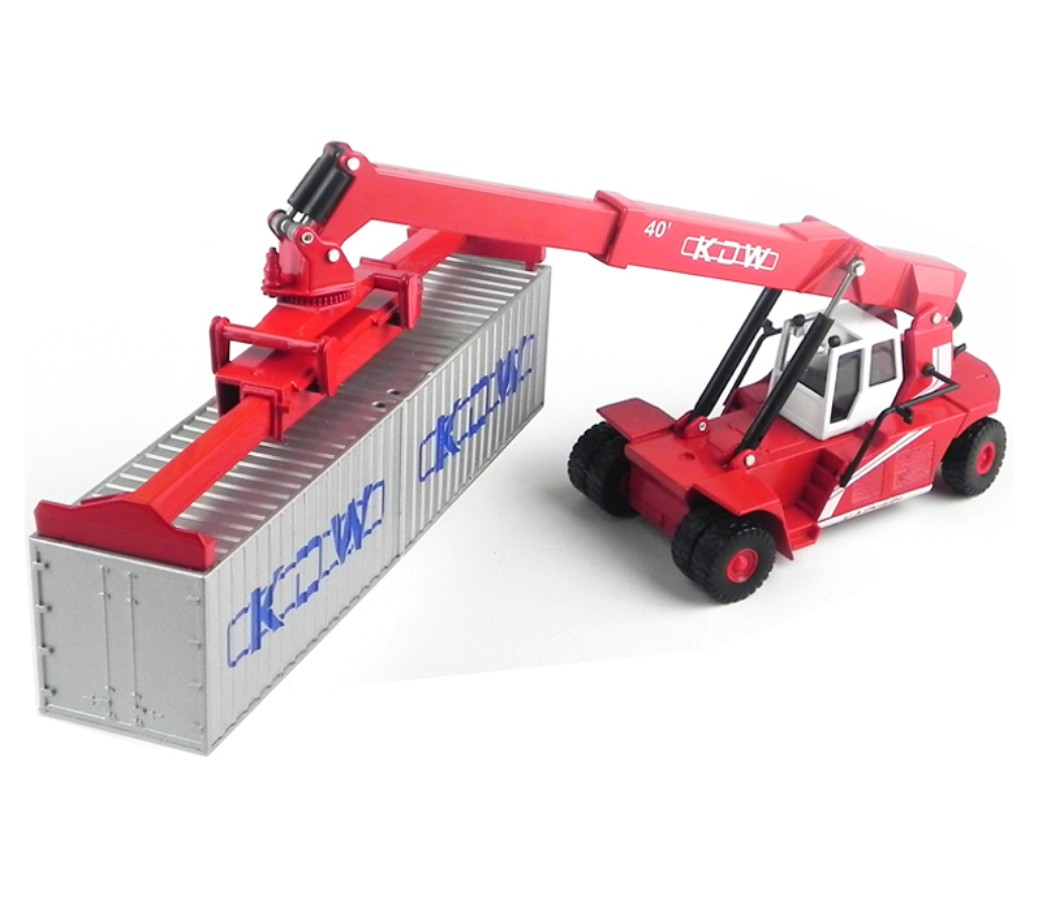 Reach Stacker 1:50 Heavy Die cast Model DC-620036