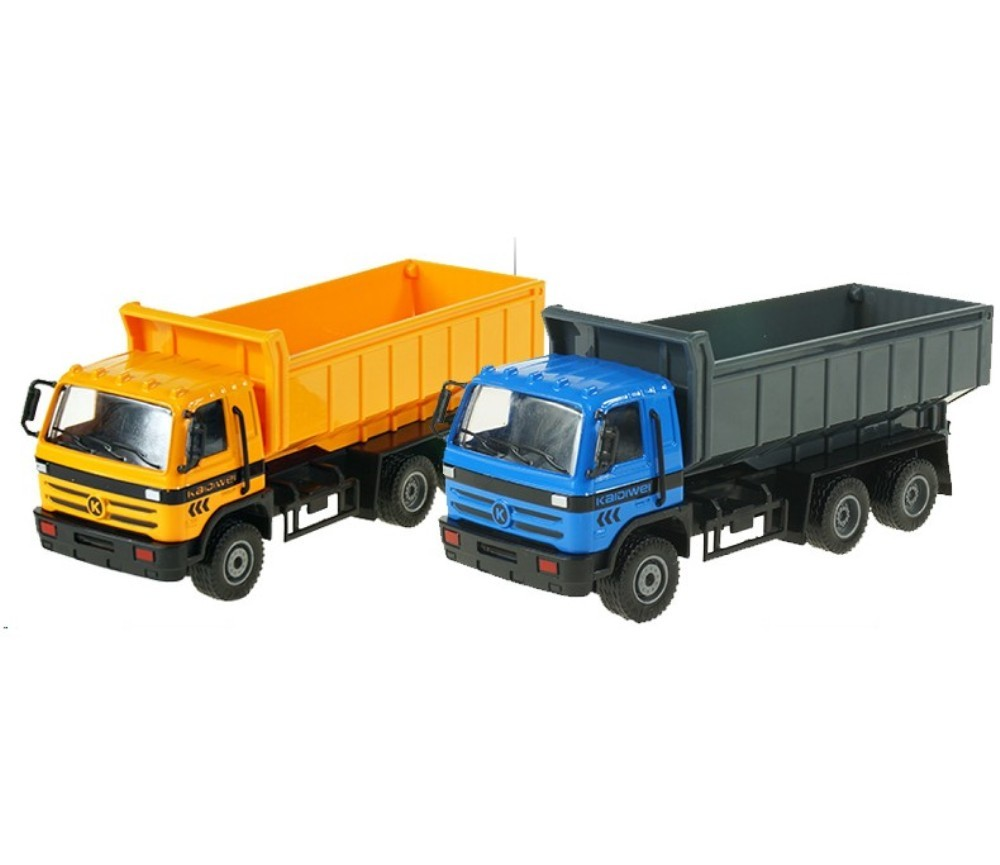 1:50 Dump Truck (Pull Back) Heavy Die cast Model KDW623008W